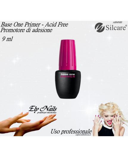 Base One Primer 9 ml - Silcare - Promotore di adesione e preparatore
