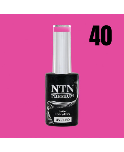 Smalto Gel Design Your Style Collection 5G NR 40 - NTN Premium