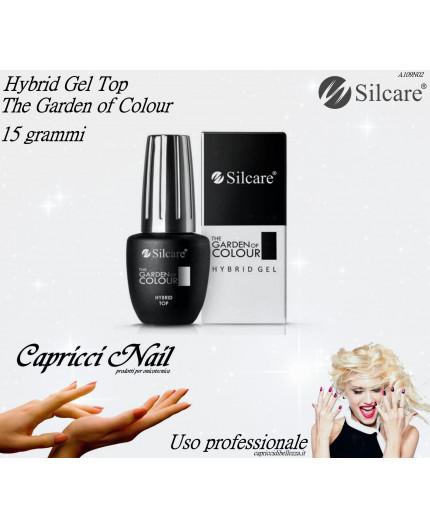 Hybrid Gel Top - The Garden of Colour 15 gr - Silcare