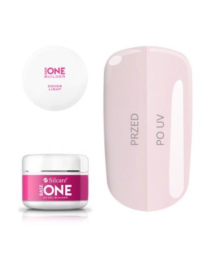 Base One Gel UV Cover Light 100 grammi - Silcare