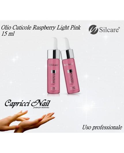 Olio Cuticole Raspberry Light Pink 15 ml - Silcare